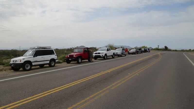 The Long Caravan